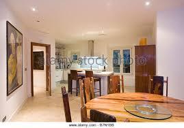 modern kitchen in spanish villa stock photos u0026 modern kitchen in