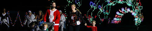 pj 5k u0026 1 mile walk through glittering lights at las vegas motor