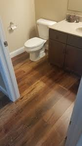 can you put cabinets on a floating vinyl floor new waterproof click vinyl floating floors can be used in