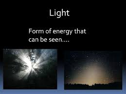 is light a form of energy sound and light powerpoint ppt video online download