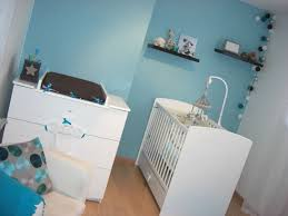 chambre bébé bleu chambre stickers chambre garçon idee chambre bebe bleu
