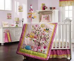 girls nursery bedding sets baby nursery decor adorable animal family picture baby