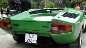 inside lamborghini limo green lamborghini countach lp400 youtube