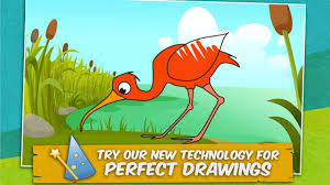 birds kids coloring puzzle android apps on google play