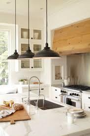 Kitchen Island With Cutting Board Kitchen Design Kitchen With Industrial Pendant Lights