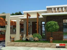 modern bungalow house designs and floor plans part 43 small