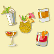 mixed drink clipart cocktail pins u2014 love u0026 victory