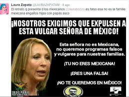 Memes De Laura - laura bozzo destruye a laura zapata por difundir meme elpopular pe