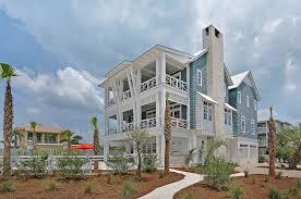 delightfully chic beach house nestled along the florida seaside