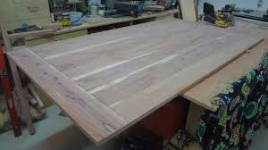Redwood Dining Table Dining Table Made From Tennessee Red Cedar And 2x6 Redwood Boards