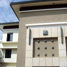 chinese popular decorative granite facing glazed split rock wall