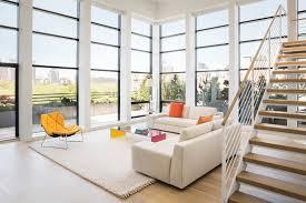home design boston minimalist duplex penthouse loft in boston idesignarch interior