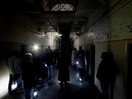 old castlemaine gaol ghost tour victoria lantern ghost tours