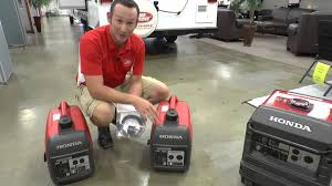 honda 2000 companion generator rv parts colorado youtube