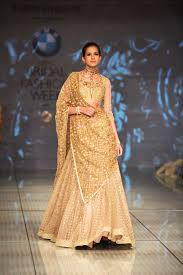 engagement lengha whats your view if i wore golden lengha choli on