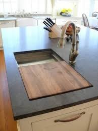 kitchen island cutting board kitchen island with cutting board top foter