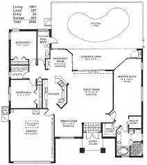 3 bedroom house floor plans home planning ideas 2018 3 bedroom open floor plan waterford iii 3 bedroom floorplan