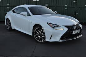 lexus sport car lexus rc200t f sport 2016 new car review trade me
