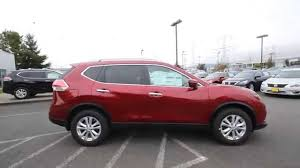 nissan rogue jacksonville fl 2014 nissan rogue sv cayenne red pearl ec873858 kent