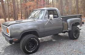 dodge truck parts for sale price reduced 1978 dodge power wagon bed 13 000 obo