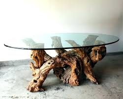 tree stump table base tree trunk table base tree trunk table large size of coffee unique