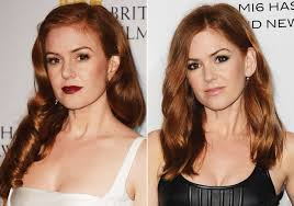 cut and inch off hair isla fisher just chopped 10 inches off of her hair instyle com