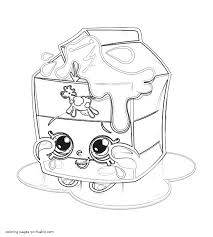 milk coloring pages coloring pages shopkins seasons 1 7