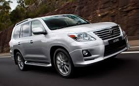 lexus sport car 2010 lexus lx 570 sport package 2010 wallpapers and hd images car pixel
