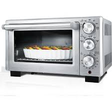 Krups Toaster Oven Reviews Krups Fbc4 13 Convection Digital Toaster Oven W Presets Cooking 6