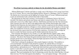 theme of fate in romeo and juliet essay essay on romeo and juliet roberto mattni co