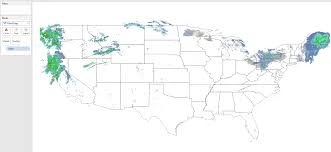 United States Storm Map by Storm Chasing In Tableau How To Create A Weather Map Interworks