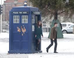tardis fans see red over new doctor who matt smith u0027s ginger joke