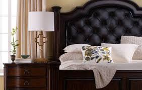 Leather Headboard King Beautiful Leather And Wood Headboard Top Ten Sumptuous Leather