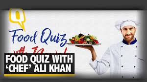 A Candid Interview With Chef - food quiz with chef ali khan saif ali khan candid conversation