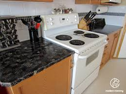 Paint Your Kitchen Countertops Painting Formica Countertops To Look Like Granite Can Laminate