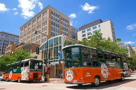 washington dc trolley map the best interactive washington dc map for planning your vacation