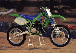 classic motocross bikes for sale this week u0027s classic steel is a look back at the 1990 kawasaki