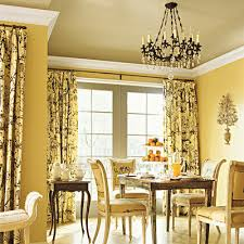 What Curtains Go With Yellow Walls C B I D Home Decor And Design Exploring Wall Color The Warm