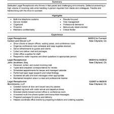 resume template for receptionist receptionist resume exles receptionist sle cover letter