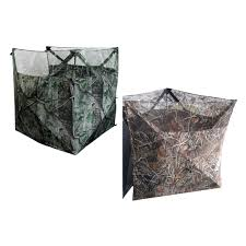 Pop Up Hunting Blinds Savage Island