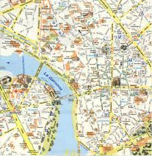 St Malo France Map by Toulouse Map