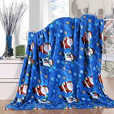 themed blankets ultra plush christmas themed fleece throw