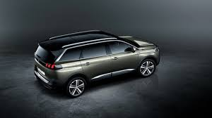 peugeot official website 2017 peugeot 5008 debuts as seven seat suv