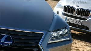 lexus rx vs bmw lexus rx 450h vs bmw x5 40e híbrido vs híbrido enchufable