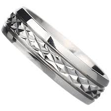 men titanium rings images I love you unisex titanium wedding engagement comfort band ring jpg