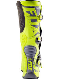 motocross boots alpinestars off road dirt bike atv racing new alpinestars tech green graphics