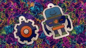 shrink art craft kit for kids youtube