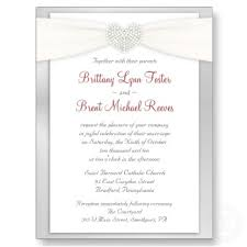 sample of formal wedding invitation letter wedding invitation sample