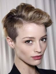 high cheekbones short hair short hair with long fringe hair pinterest short hair undercut