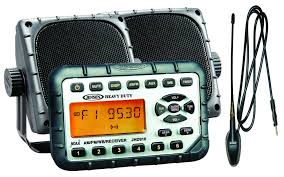 heavy duty mini waterproof radio package